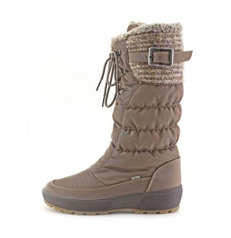 Cute Women's Snow Boots Waterproof | Santa Barbara Institute for ...