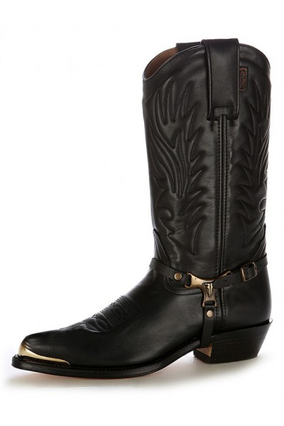 MADE TO MEASURE ITALIAN LEATHER COWBOY BOOTS WITH STEEL TIPS Steel ...