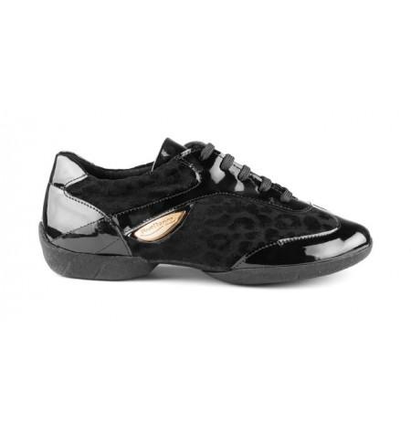 Women's Patent dance sneakers