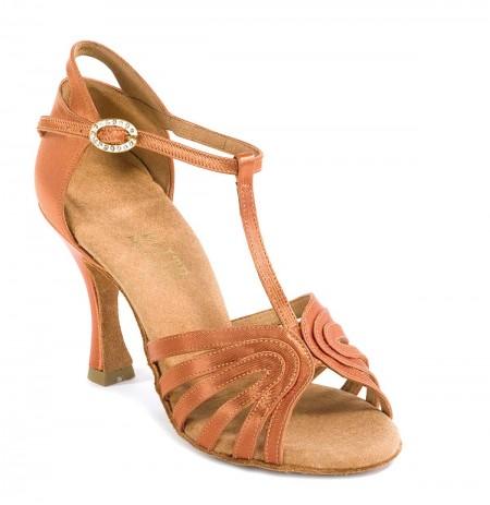 Ladies customizable salsa dance shoes
