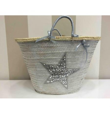 Glitter Beach bag - Shoes Made 4 Me