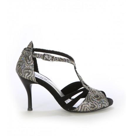 Stylish women's dance shoe