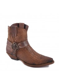 Ankle Western Boots