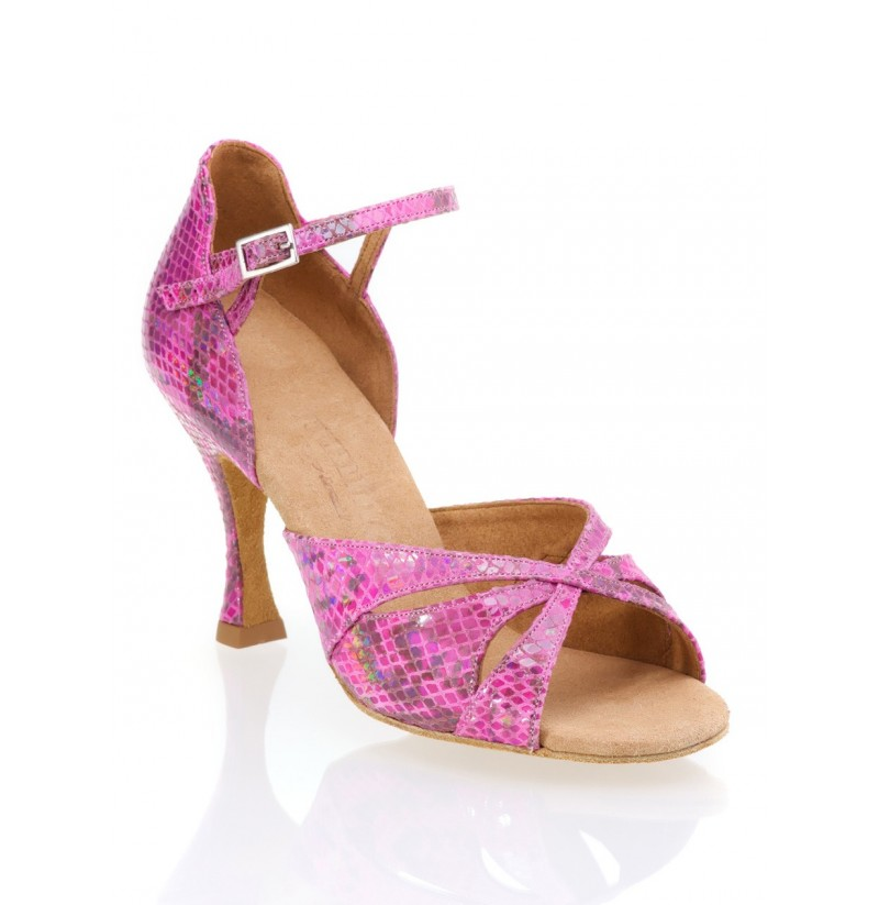 Ladies Pink Dance Shoes