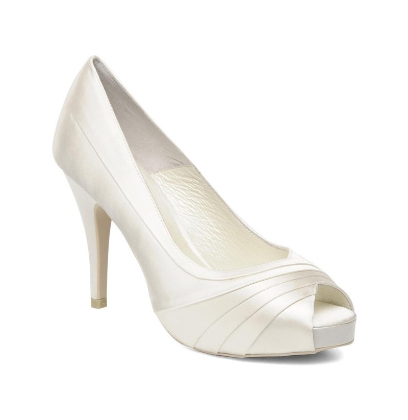 off white wedding shoes high quality white satin wedding shoes for women white 6227