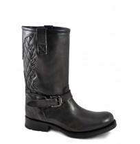Original leather bike boots