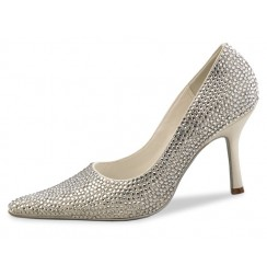 Ivory bridal comfort shoes
