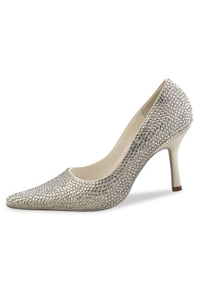 Ivory bridal comfort shoes