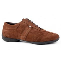 Camel nobuck sneakers