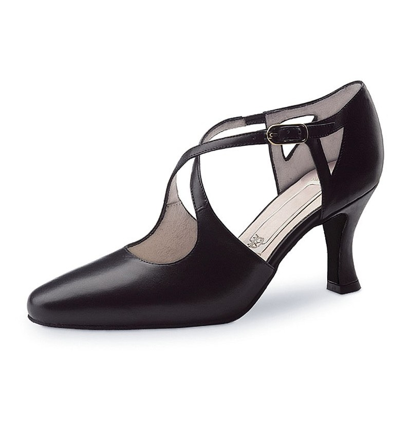Closed Toe Ballroom Shoes
