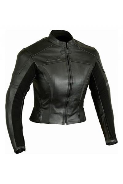 Veste moto femme 4xl