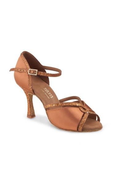 Professional latin dance shoes