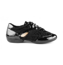 Women's Patent dance sneakers