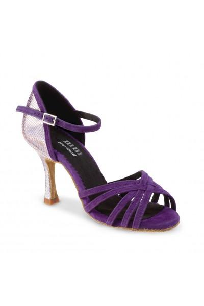 8e5935f5ef25e Dark Purple heels for women