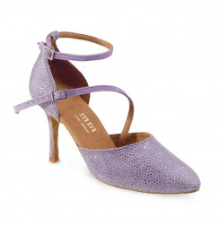 Lilac pumps shoes