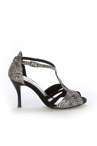 Stylish women's dance shoe
