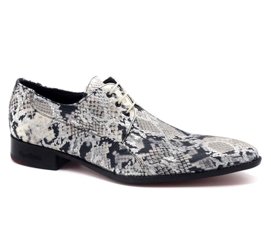 snake skin dress shoes