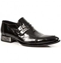 Elegant leather shoes for men