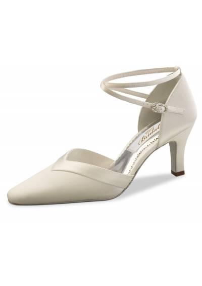 Ivory bride shoe